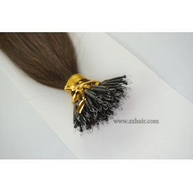 "Wholesale 100S 18"" Nano hair human 0.5g/s hair extensions #04"