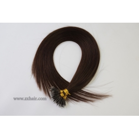 "Wholesale 100S 20"" Nano hair human 0.5g/s hair extensions #02"