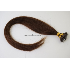 "Wholesale 100S 20"" Nano hair human 0.5g/s hair extensions #04"