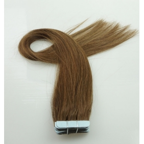 "Wholesale 16"" 30g Tape Human Hair Extensions #06"