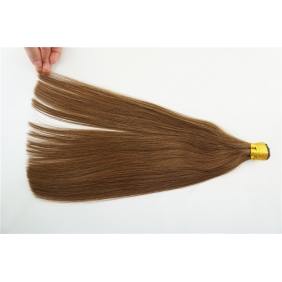 "Wholesale 100S 20"" Stick tip hair 1g/s  human hair extensions #04 Double Drawn"