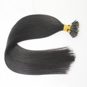 "Wholesale 100S 20"" Nano hair 1g/s  human hair extensions #01 Double Drawn"