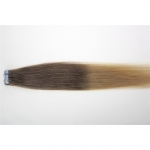 "16"" 30g Tape Human Hair Extensions #06/20 Ombre"