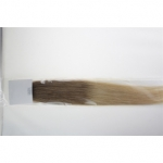 "22"" 60g Tape Human Hair Extensions #12/20 Ombre"