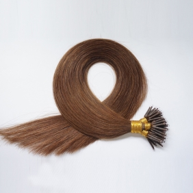 "100S 18"" Nano hair 1g/s human hair extensions #04 Double Drawn"